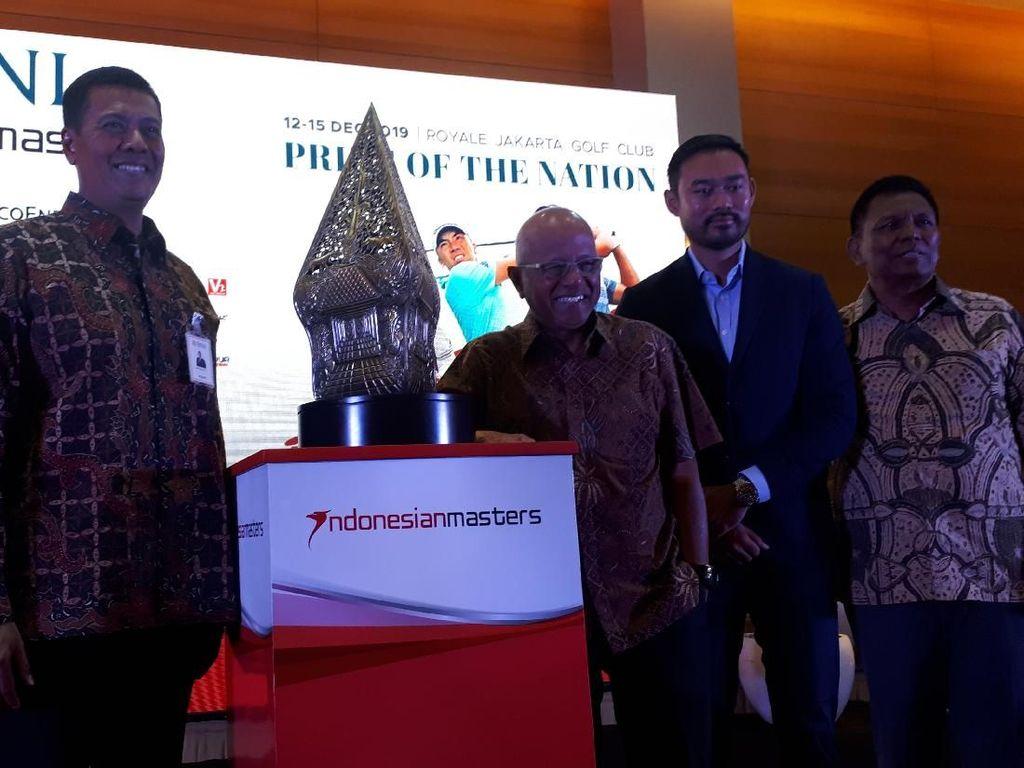 Indonesian Masters 2019 Tanpa Justin Rose, Hadirkan Lebih Banyak Bintang Asia