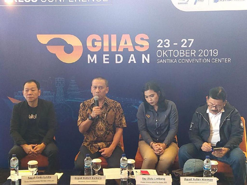 Selain Pameran, GIIAS Medan Bakal Beri Edukasi Otomotif ke Pelajar