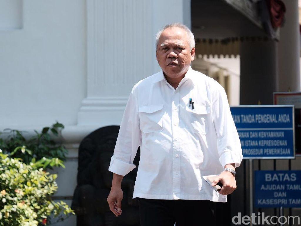 Menteri PUPR Siap Pangkas Jabatan Eselon III dan IV