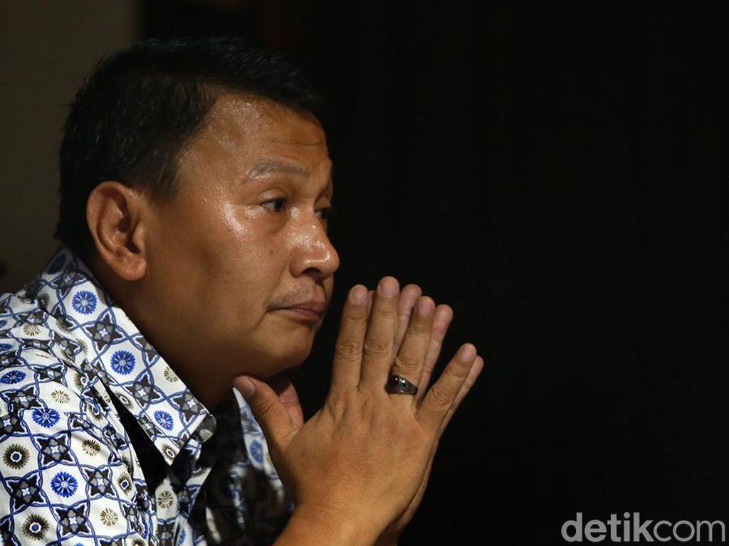 Jl Raya Industri Bekasi Rusak, Mardani Ali Sera Kritik Sikap Cuek Pemda