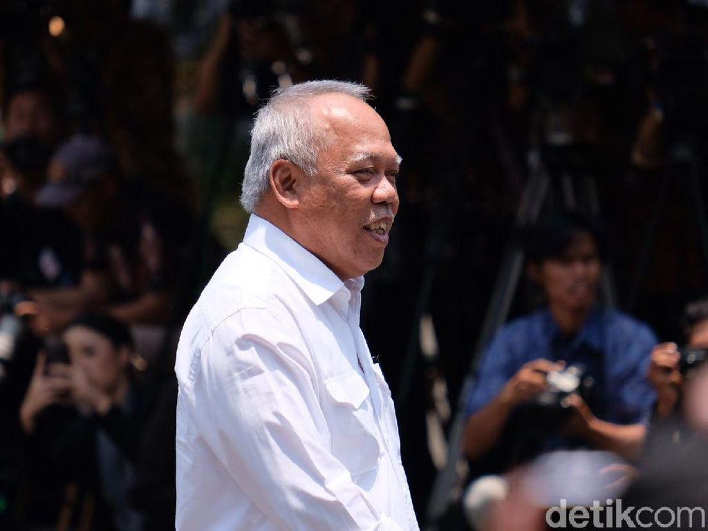 Calon Kuat Menteri PUPR, Basuki Targetkan Bangun 2.500 Km Jalan Tol