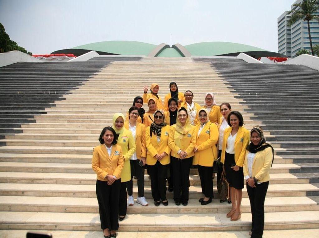 KPPG Siap Ajukan Kadernya untuk Representasi Perempuan di Kabinet