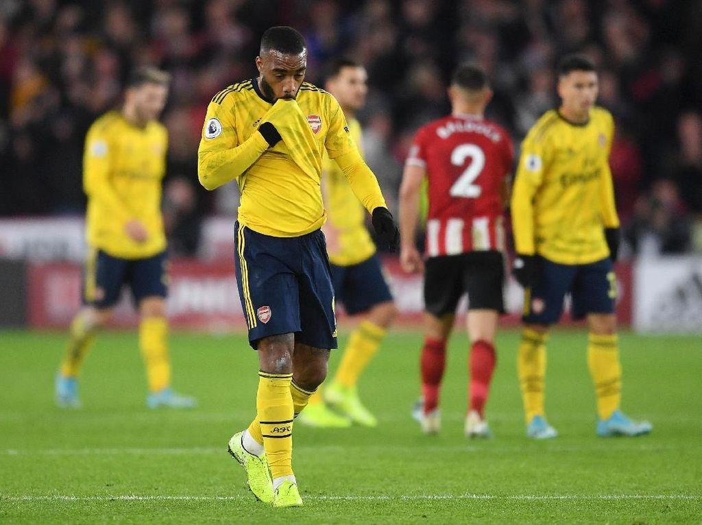 Arsenal (Masih) Melempem di Kandang Lawan