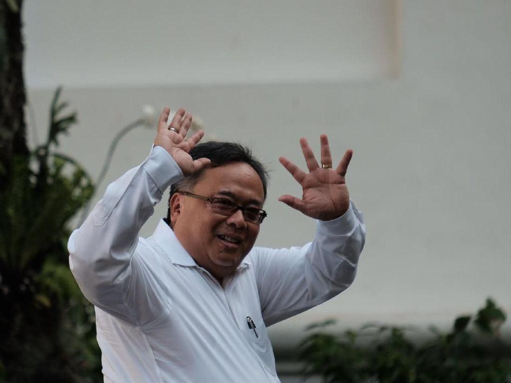 Bambang Brodjo Diberi Tugas Baru, Diminta Tetap Bantu Pemindahan Ibu Kota