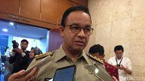Fokus Revitalisasi Trotoar, Anies: Pejalan Kaki Jakarta Terendah di Dunia