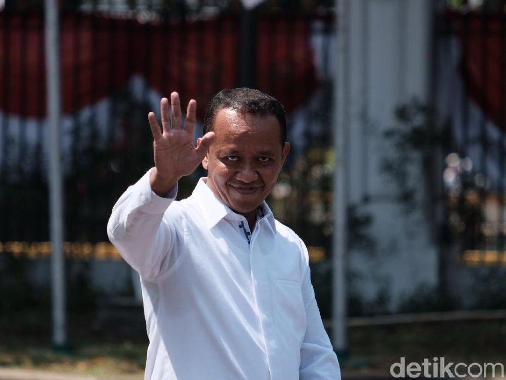 Pak Bahlil, Sebut Saja Gubernur yang Berlagak Presiden