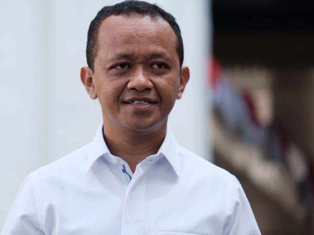 Canda Bahlil di Depan Jokowi: Pak Sandi Sudah Tahu Agak Berat Menang Pilpres