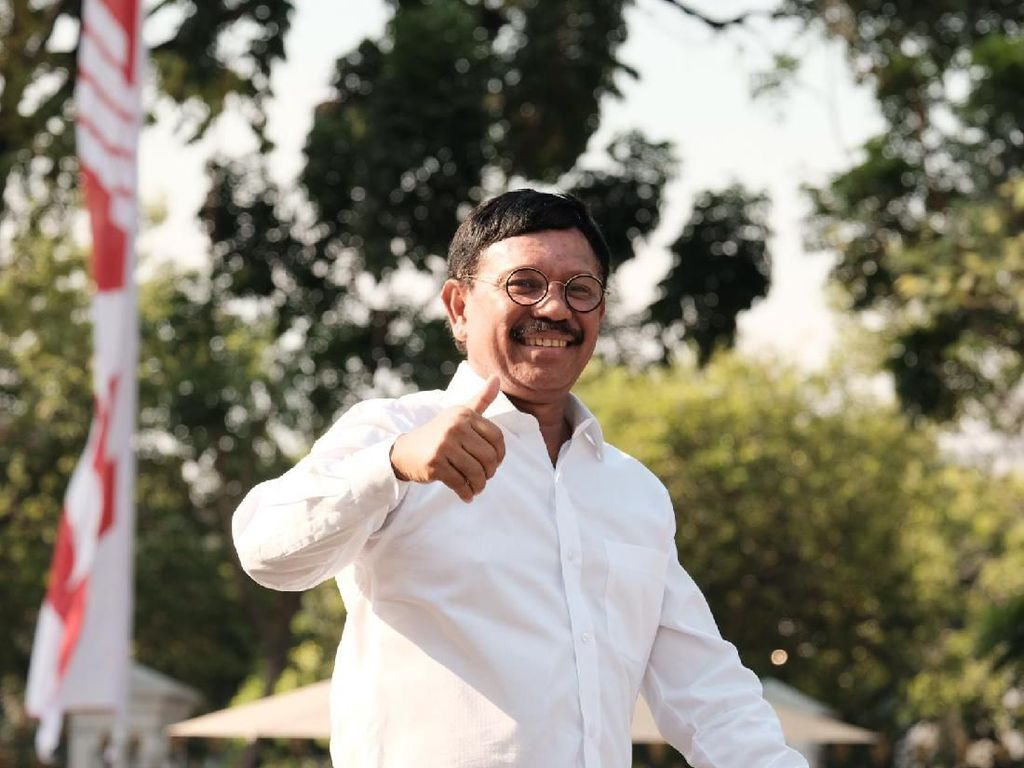 Sekjen NasDem Johnny Plate Merapat ke Istana, Jadi Menteri Apa?