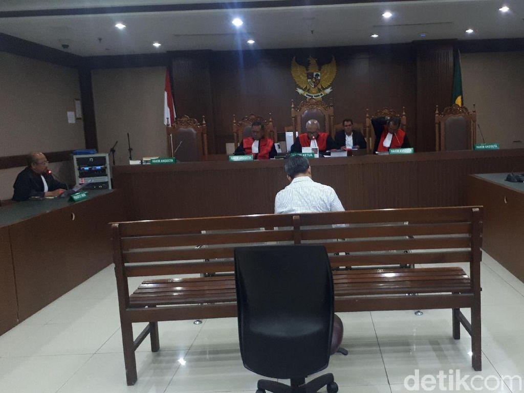 Jaksa Minta Hakim Tolak Eksepsi Pengacara TW