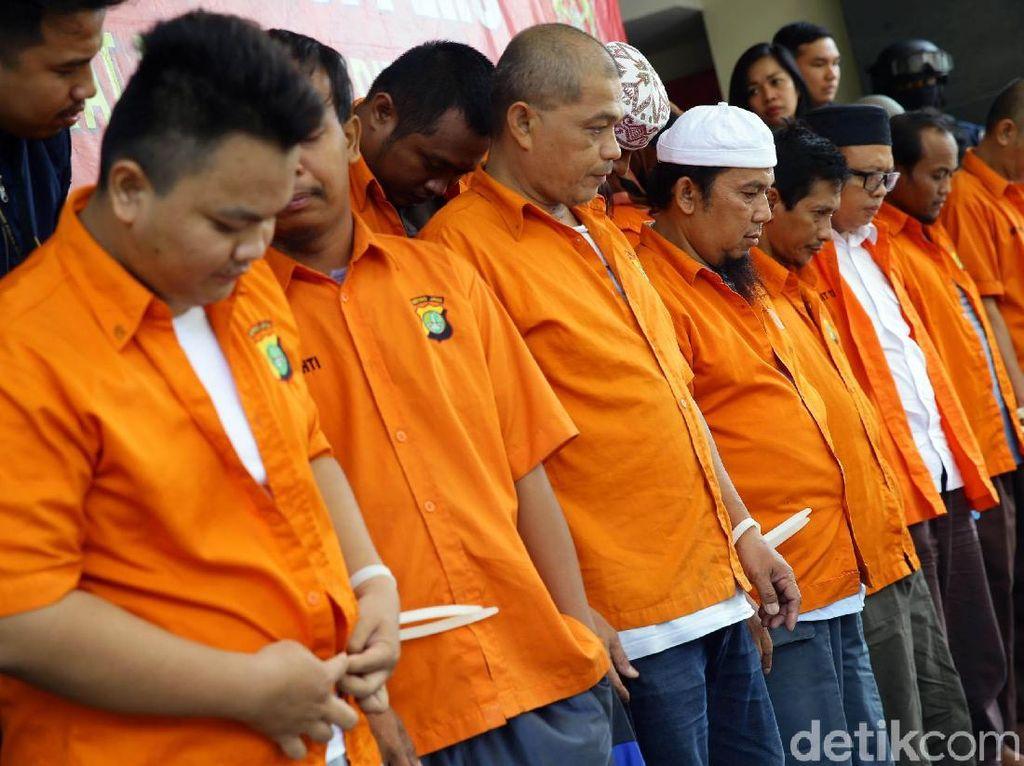 Total Ada 15 Tersangka di Kasus Penganiayaan Ninoy Karundeng, Ini Perannya