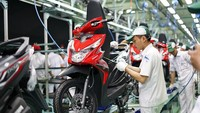 Ekspor Sepeda Motor Buatan Indonesia Turun, Ini Model yang Diminati