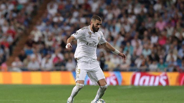 Real Madrid dan Galatasaray membutuhkan kemenangan pertama di Liga Champions. (Gonzalo Arroyo Moreno/Getty Images)