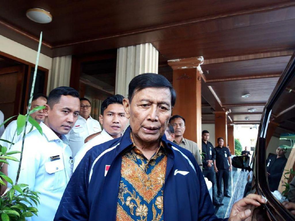 Wiranto Desak OSO Mundur dari Kursi Ketum Hanura