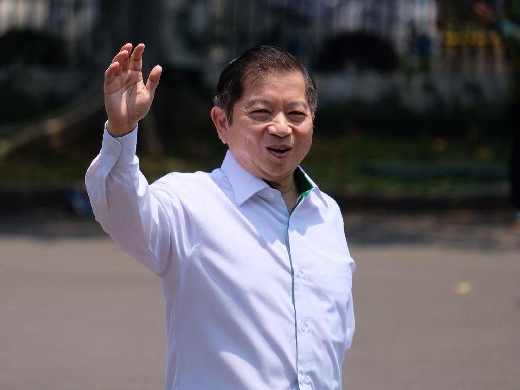 Ketum PPP Suharso Monoarfa Datangi Istana, Jadi Menteri Apa?