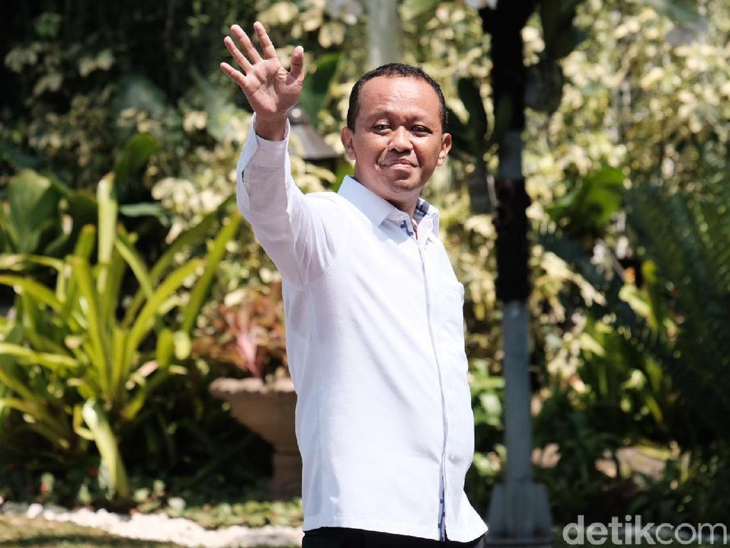 PR Jadi Kepala BKPM, Bahlil: Tumpang Tindih Izin Paling Berat