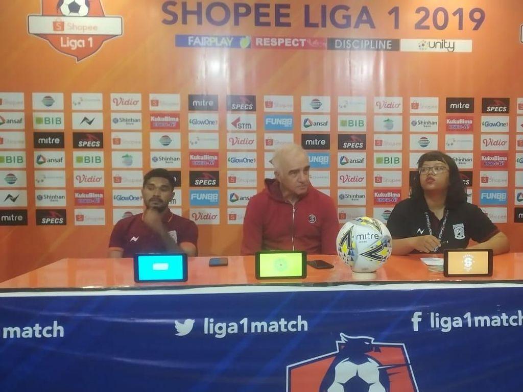 Menjamu Persela, Borneo FC Punya Misi Bertahan di Posisi Kedua