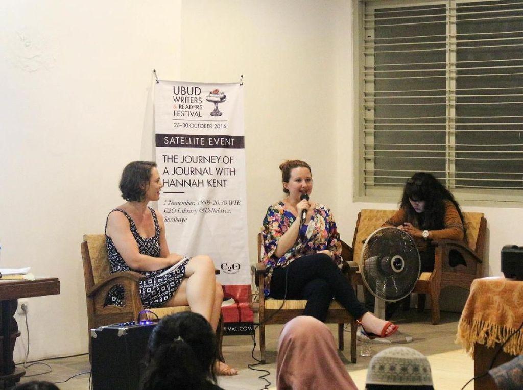 Dibuka Esok, UWRF 2019 Juga Digelar 5 Kota di Indonesia