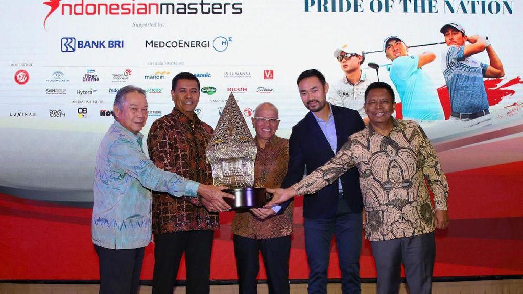 BNI Indonesian Masters 2019 Siap Digelar