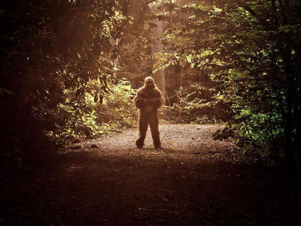 Polisi di Amerika Temukan Bigfoot, tapi...