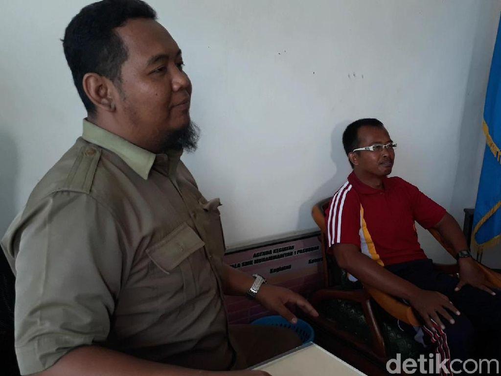Ini Alasan Guru SMK di Kota Pasuruan Tampar 13 Muridnya