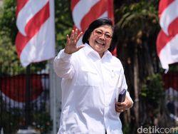 Menteri LHK soal Karhutla: Sumsel Ada 30 Hotspot, Riau-Kalteng Sudah Tak Ada
