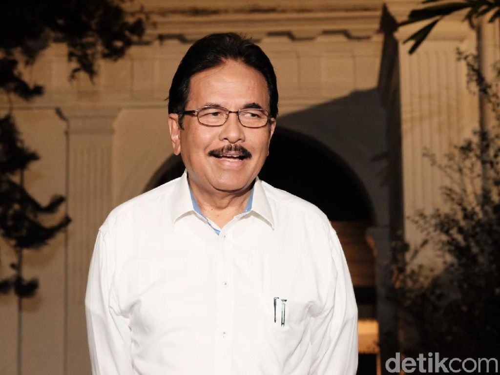 Sofyan Djalil Kembali Jadi Menteri ATR