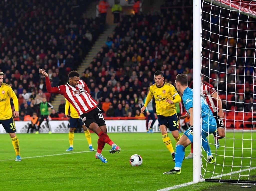 Evra: Arsenal Masih seperti Bayi