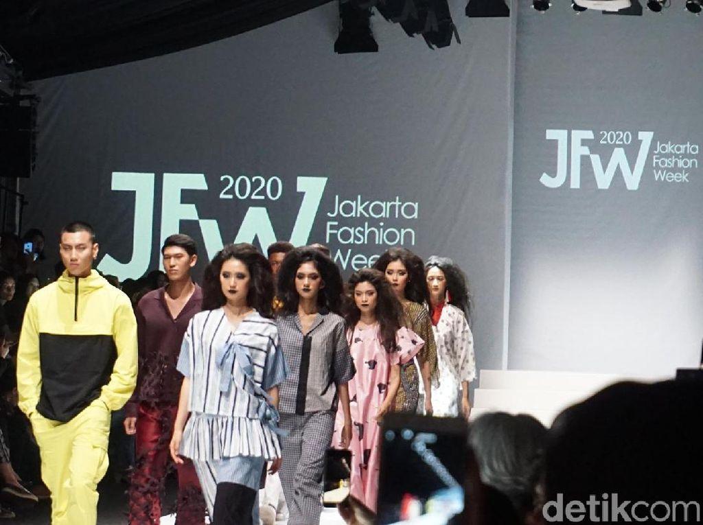 JFW 2020 Resmi Dibuka Hari Ini, 250 Desainer Unjuk Gigi