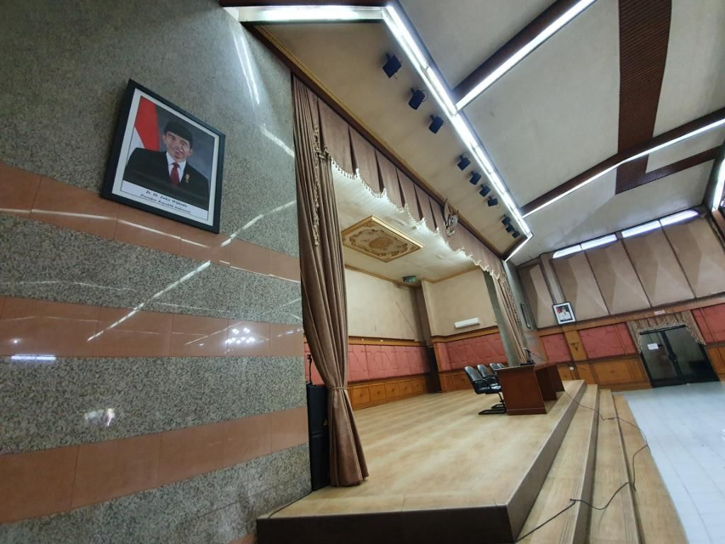 Pemkot Bekasi Tunggu Rilis Setneg untuk Pemasangan Foto Jokowi-Maruf