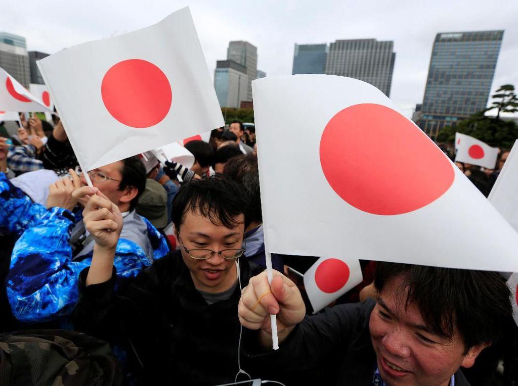 Reaksi Warga Jepang Atas Penobatan Kaisar Naruhito