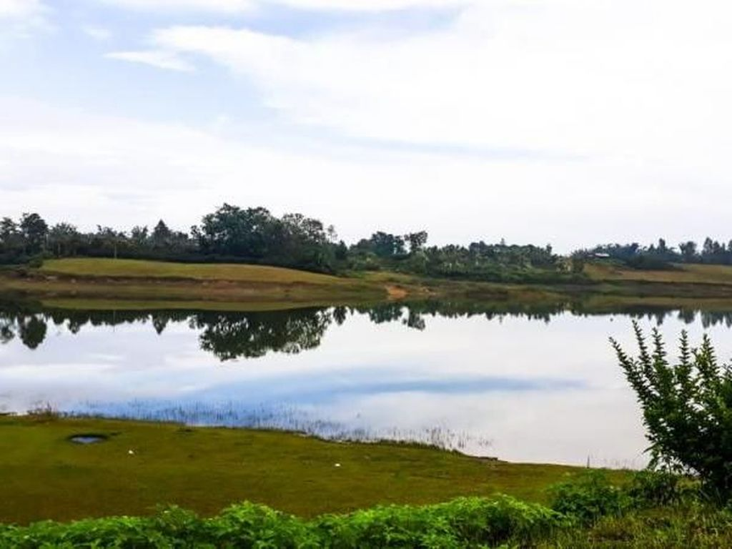 Danau-Danau Cantik di Sekeliling Pulau Samosir