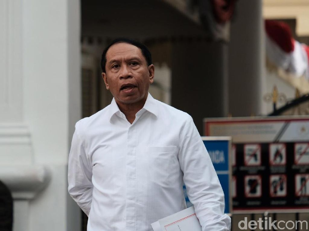 Bahas Prestasi Olahraga dengan Jokowi, Politikus Golkar Amali Calon Menpora?