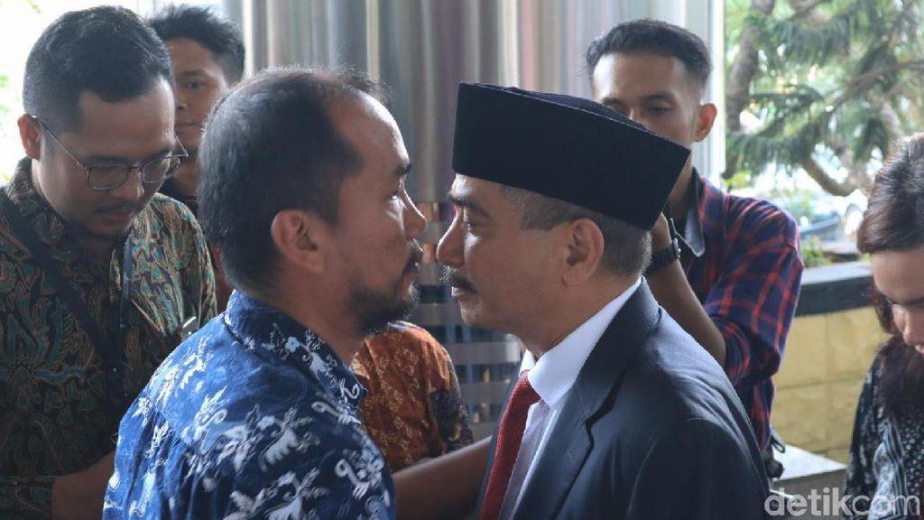 Momen Haru Arief Yahya Usai Sertijab di Kementerian Pariwisata