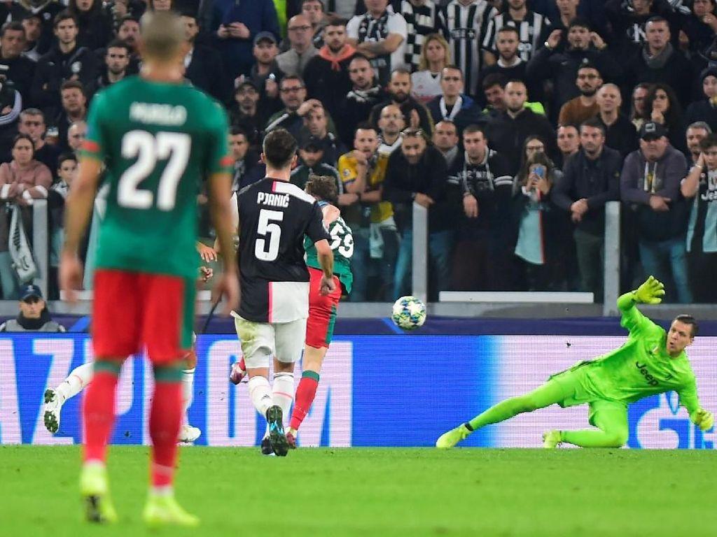 Juventus Sabar, Juventus pun Menang