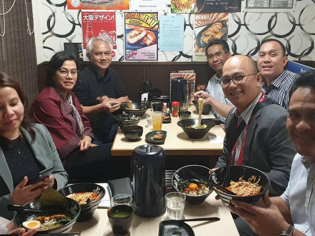 Sri Mulyani Tetap Jadi Menteri Keuangan, Intip 5 Fakta Kulinerannya
