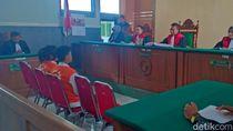 Dua Bandar Sabu Perempuan di Madiun Divonis 18 dan 15 Tahun Penjara
