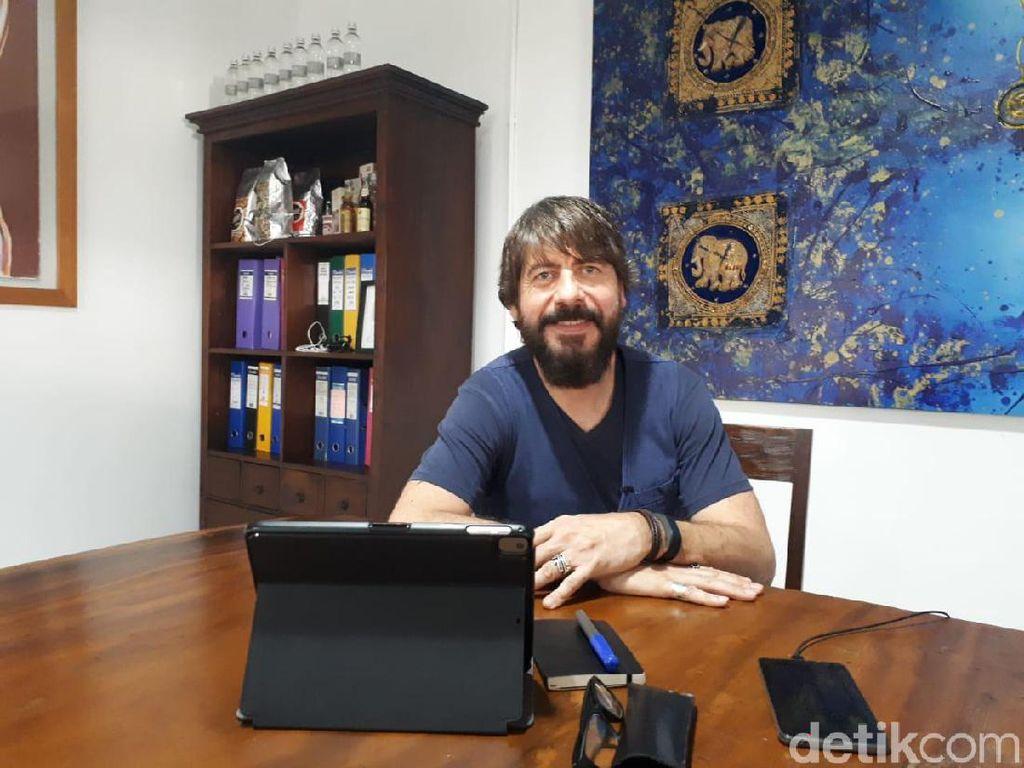 Bikin Gelato Sejak Usia 18, Matteo Guerinoni Selalu Cari yang Sempurna