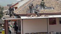 Ratusan Rumah Warga Kota Batu Rusak Terdampak Angin Kencang