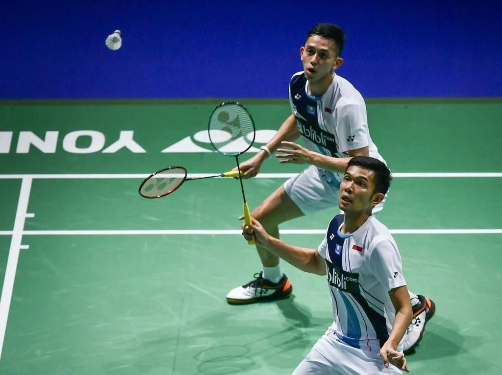 Fajar/Rian Kalah, Indonesia Tanpa Wakil di Final Malaysia Masters