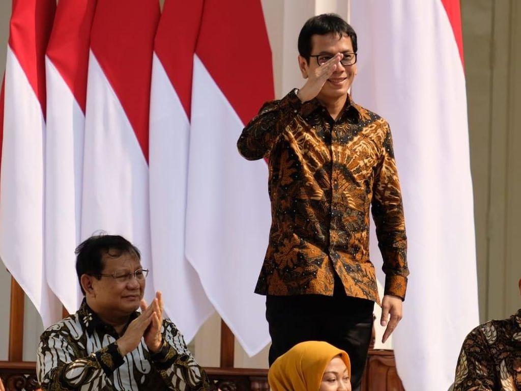 Tugas-tugas Jokowi buat Wishnutama, Sang Menteri Pariwisata Baru