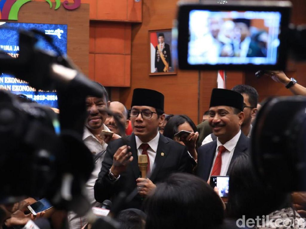 Arief Yahya ke Wishnutama: Semoga Sukses, Saya Selalu Support