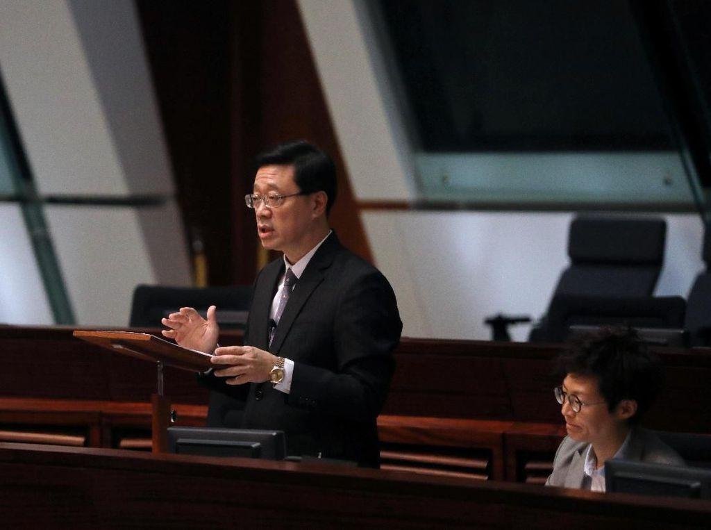 Parlemen Hong Kong Resmi Batalkan RUU Ekstradisi yang Picu Demo Besar