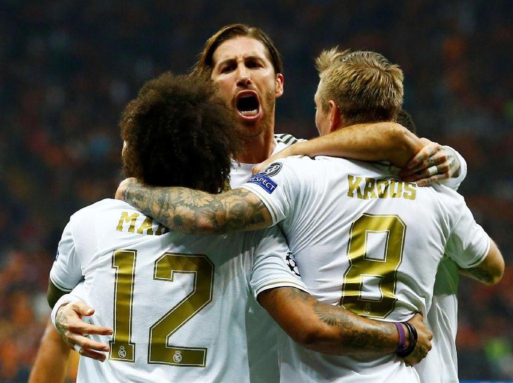 Cuma Menang Tipis, Madrid Disebut Kurang Beruntung