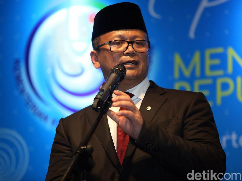 Edhy Prabowo Buka Suara Terkait 2 Pejabat KKP yang Mundur