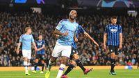 Man City Vs Atalanta: Sterling Hat-trick, Citizens Libas Atalanta 5-1