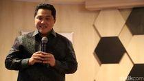 Sriwijaya Air Cerai dengan Garuda, Erick Thohir: Alhamdulillah