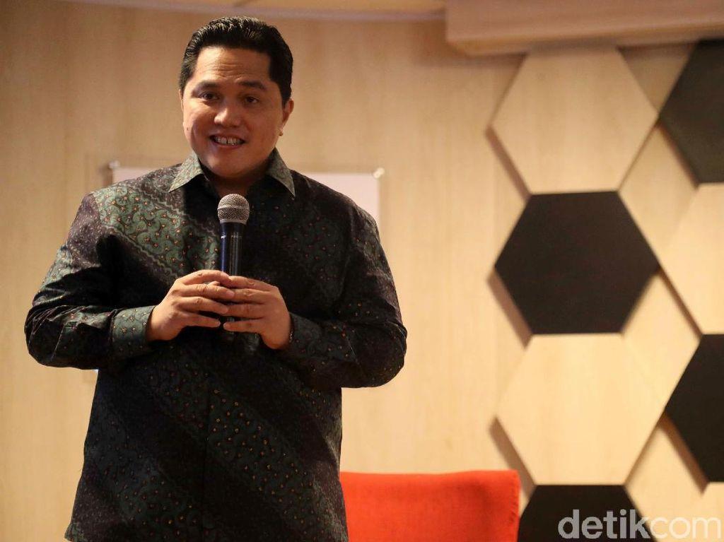 Anggota DPR Tanya Cara Erick Thohir Pilih Bos BUMN