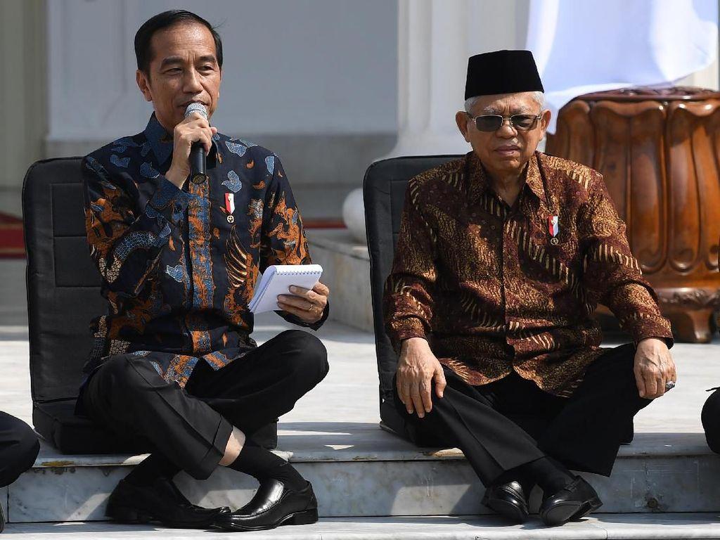 Instruksi Jokowi ke Luhut: Tekan Defisit, Kurangi Impor