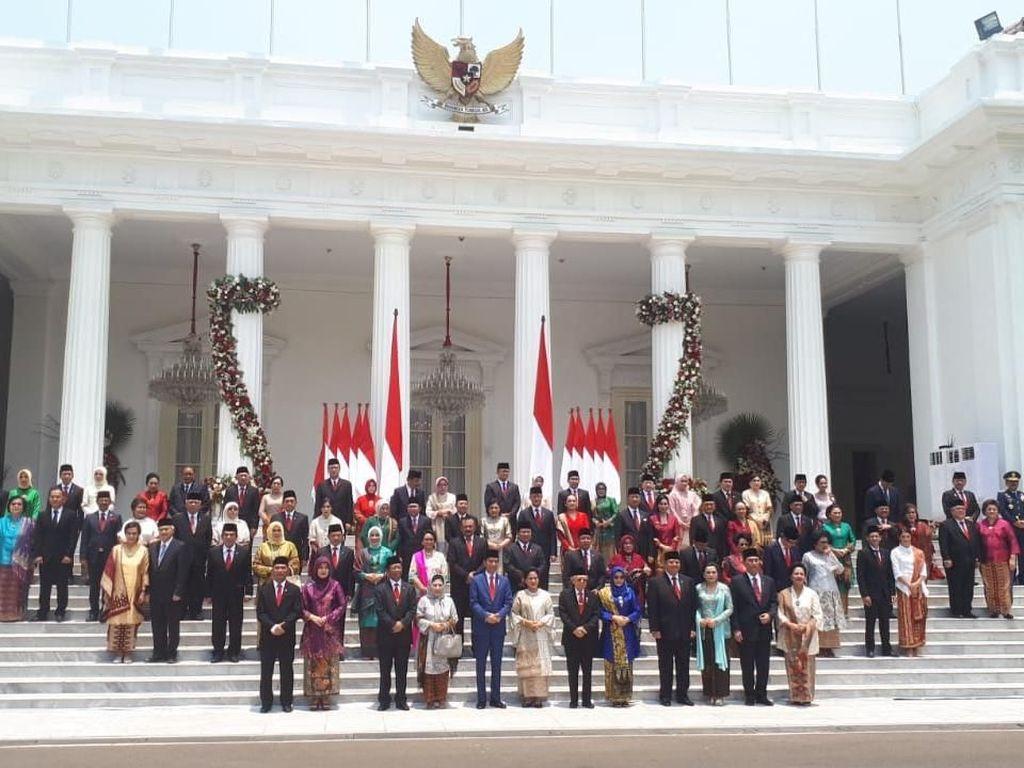 Daftar Rencana Kerja Para Menteri Ekonomi Jokowi