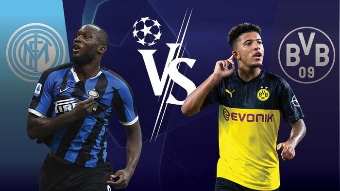Inter Milan Vs Dortmund